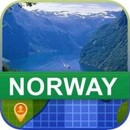 Offline Norway Map - World Offline Maps