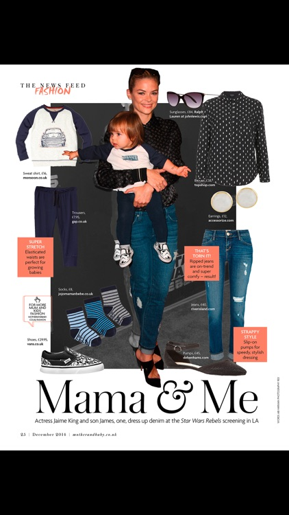 Mother and Baby Magazine screenshot-3