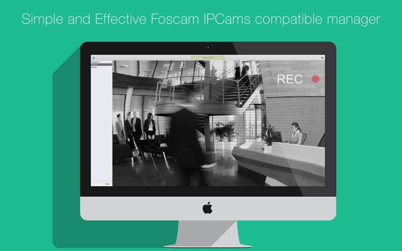 Fosky - Controller for Foscam | App Price Drops