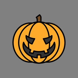 Halloween Stickers - Spooky Night of October 31