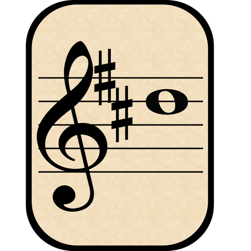 Music Notes and Key Signatures