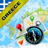 Greece, Crete - Offline Map & GPS Navigator