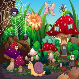 Bugs Farm Adventure! Game For Kids Heroes