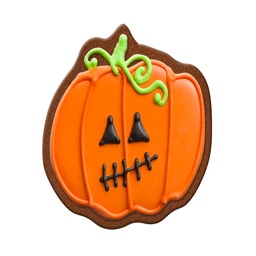 Sticky Cookie Halloween