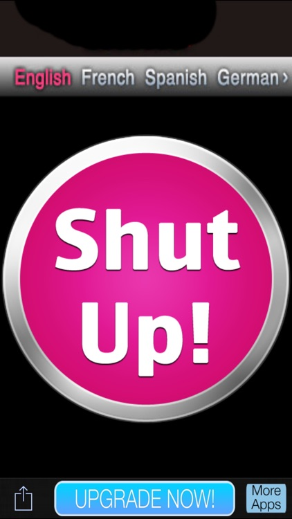 Shut Up! Ladies Edition