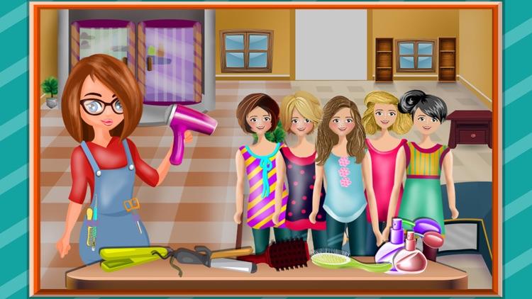 Anna's Spa Beauty & Makeup Salon - Fun Play & Earn