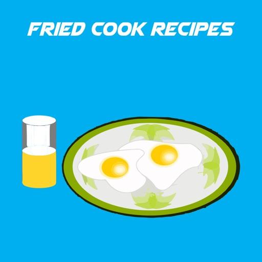Fried Cook Recipes iOS App