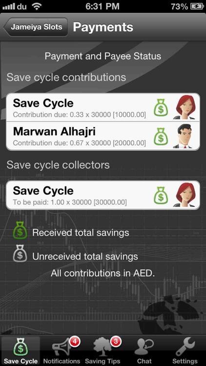Save Cycle screenshot-3