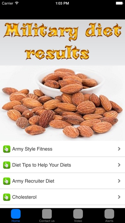 3 Day Military Diet For Weight Loss