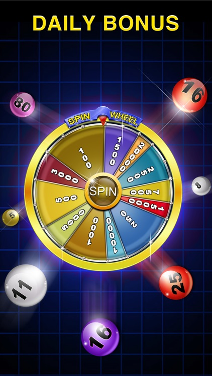 Keno - Multi Card keno games screenshot-3