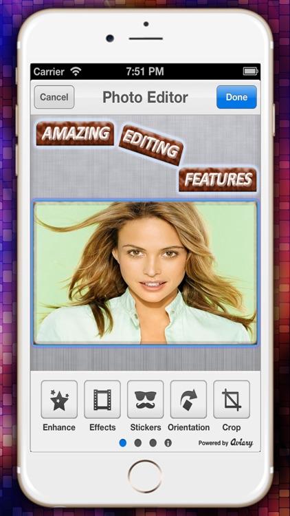 Emoji 2 Emoticons + Pic InstaCollage for Instagram screenshot-3