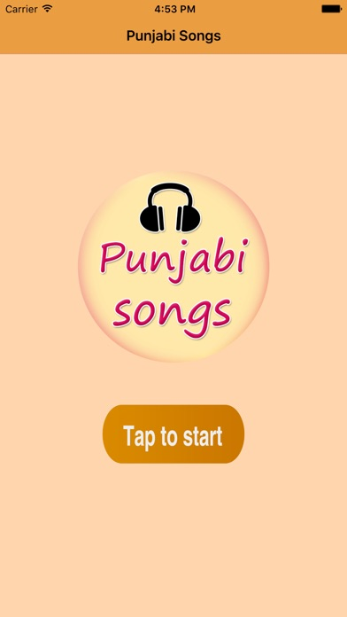 Screenshot #1 for Punjabi Songs lyrics