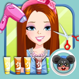Hair Salon - Salon and Hairdresser game for girls