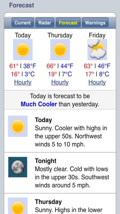 DA2 Weather screenshot-4