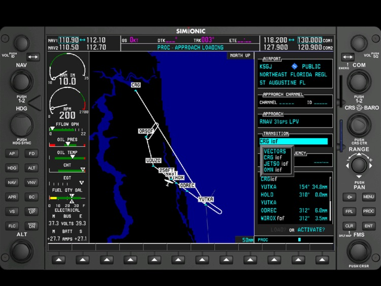 Simionic G1000 (MFD) screenshot-0