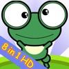 青蛙王子 8 合 1 有声绘本故事集
