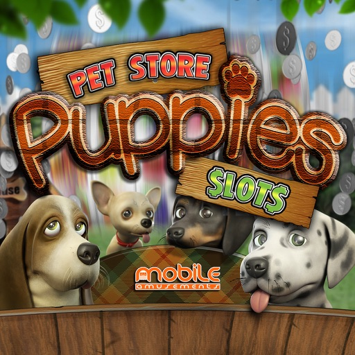 Pet Store Puppies Slots FREE