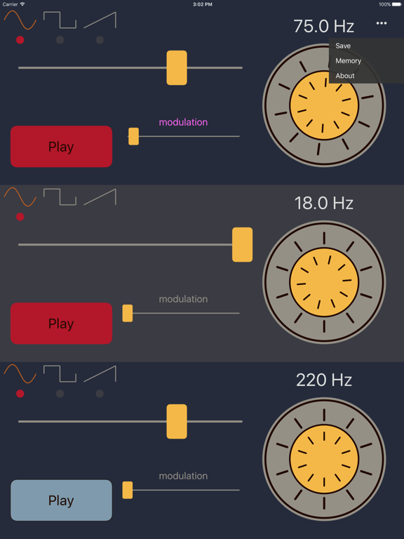 Frequency Sound Generator   App Price Drops