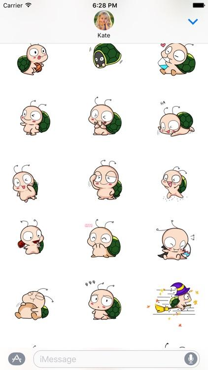 Sheldon The Snail Animated