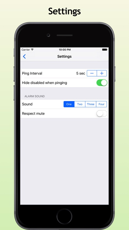 ICMP Ping - Servers up? screenshot-4