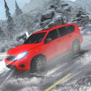 雪驾驶模拟器 3D-4 x 4 普拉多司机游戏