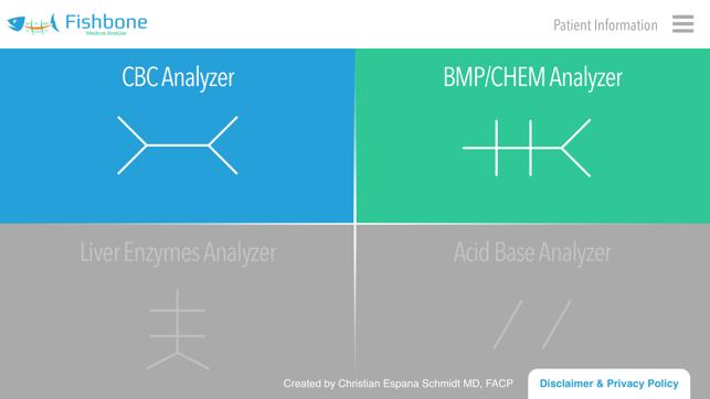 Fishbone Lab Analyzer On The App Store