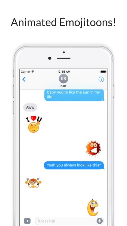 Emojitoons - Emoji Redefined
