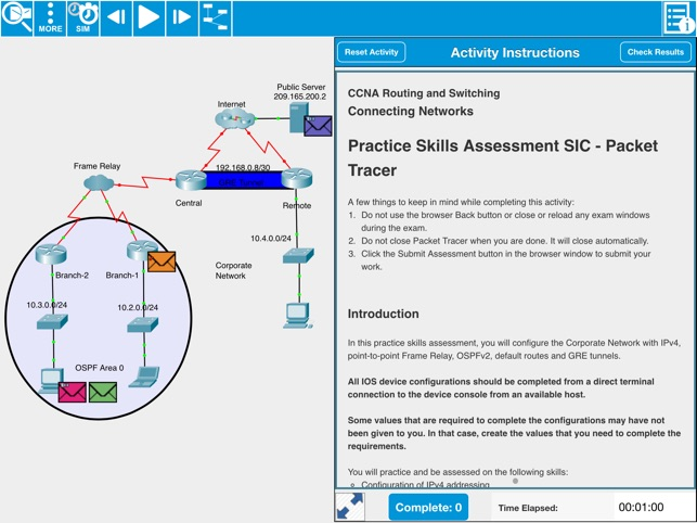 Cisco Packet Tracer Mobile on the App Store