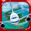 3D Plane Flying Parking Simulator Game - Real Airplane Driving Test Run Sim Racing Games - iPhoneアプリ
