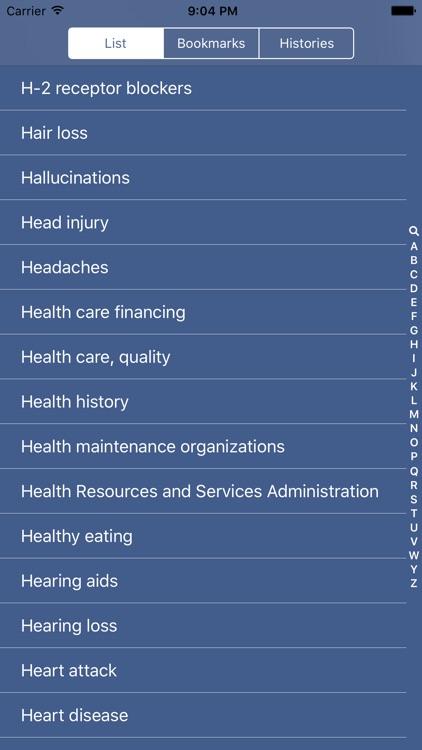 Encyclopedia of Senior Health