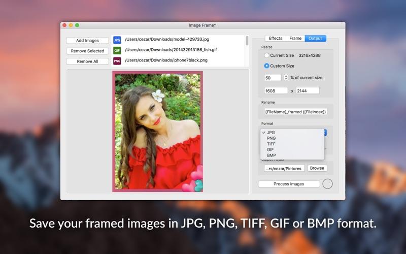Image Frame - Beautiful Photo Frames and Effects скриншот программы 5