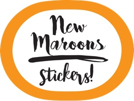 "Hello and ""Whappen"" to the New Maroons Sticker App"