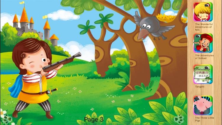The Sea-Hare - Bedtime Fairy Tale iBigToy screenshot-3