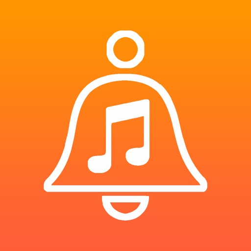 Ringtone Maker:Customize music ring tone,text tone iOS App