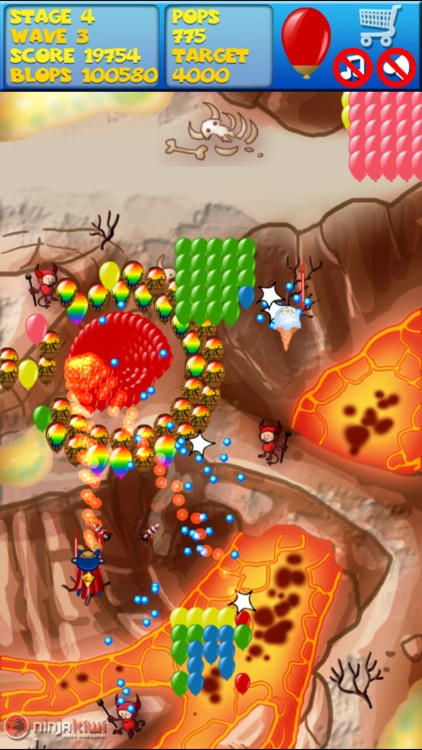 Bloons Super Monkey screenshot-3