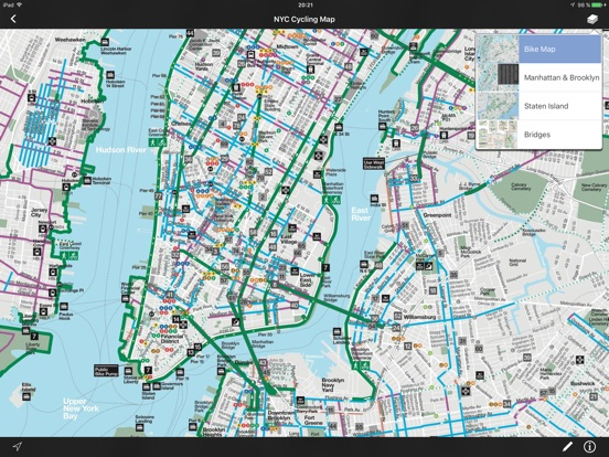 Maplets – The Offline Maps App Screenshot