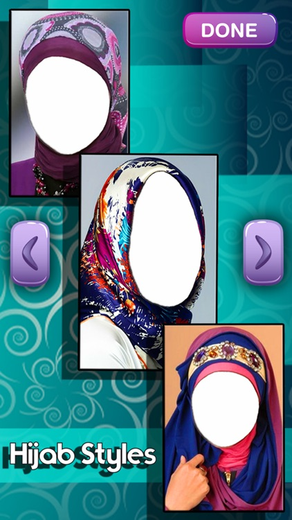 Hijab Style.s Picture Frame.s - Muslim Dress Up screenshot-3