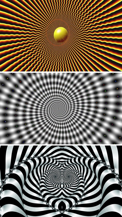 Optical Illusion Wallpapers with Cool Mind Tricks screenshot-3