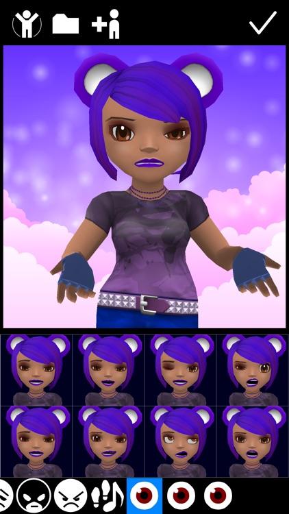 My Talking Avatar Lite screenshot-3