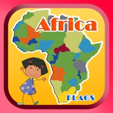 Activities of Africa Regions Country And Territory Flag Puzzles
