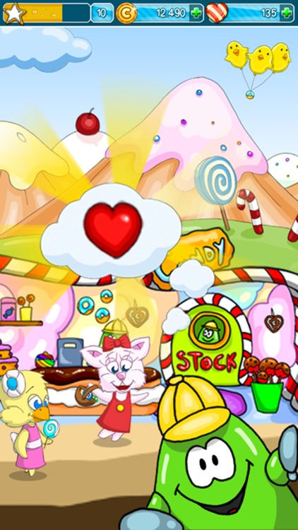 Candy Island - The Sweet Shop screenshot-3