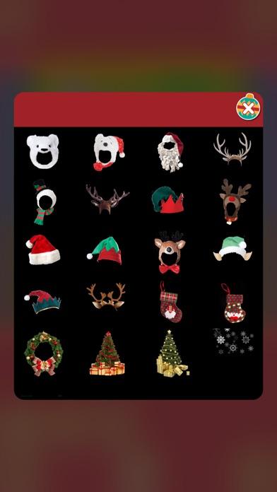 クリスマス 写真 編集者 - サンタ クロース フォト モンタージュ カメラ ステッカー フリー紹介画像5