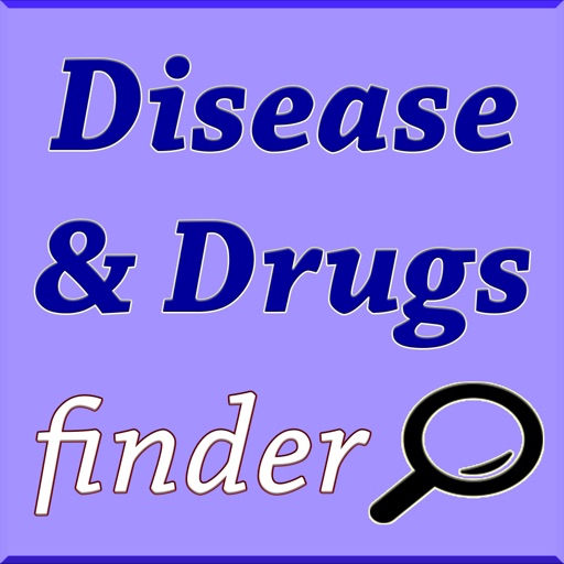 Diseases and drugs finder