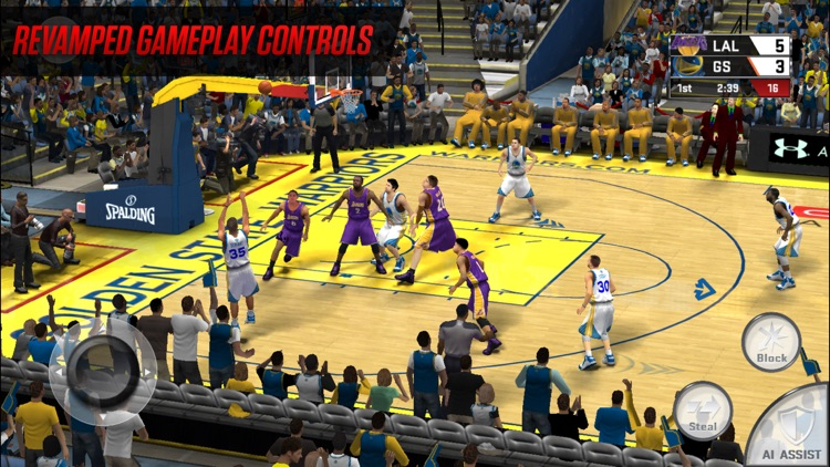 NBA 2K17 screenshot-0