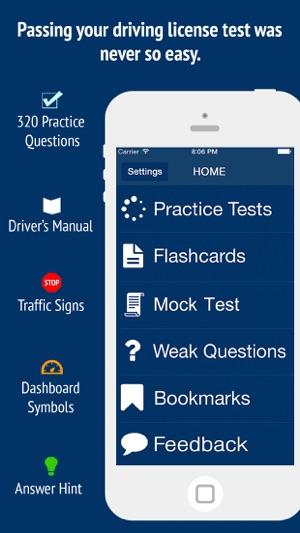 Massachusetts RMV DMV Practice Exam Prep 2017 on the App Store