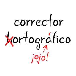 Corrector ortográfico Sticker Pack para iMessage