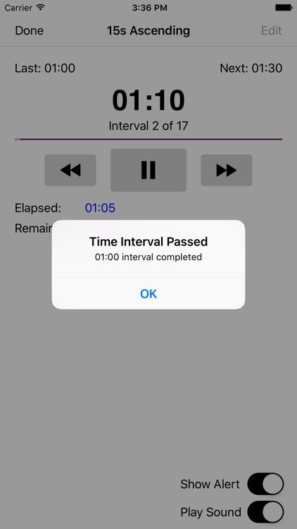Interval Countdown Timer screenshot-4