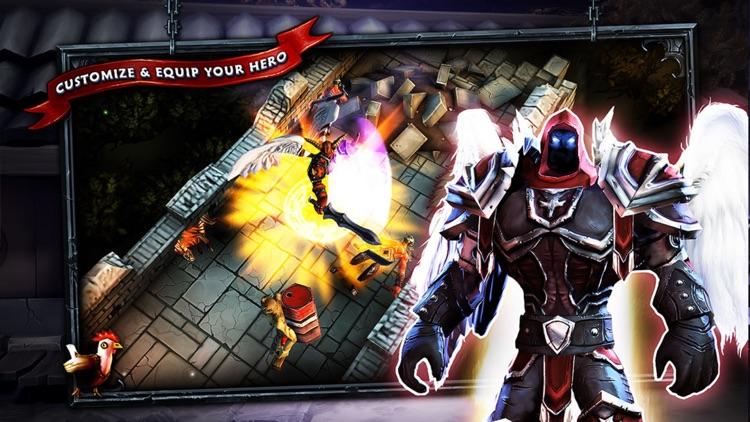 Soulcraft - Action RPG screenshot-3