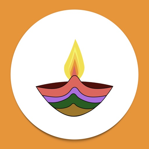 Diwali Stickers - lamps, rangoli, fireworks & more