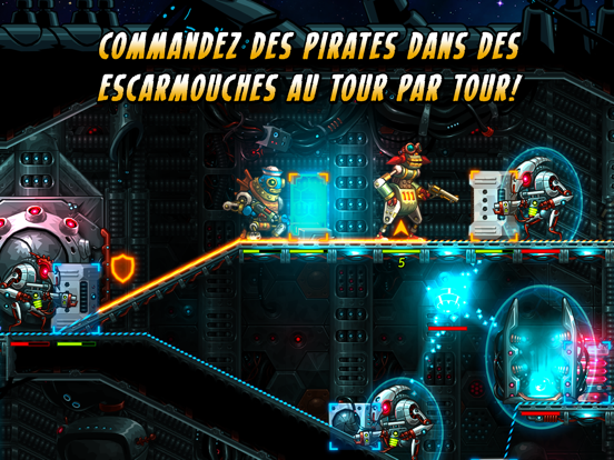 Screenshot #5 pour SteamWorld Heist